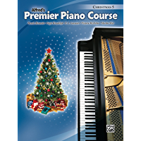 Premier Piano Course, Christmas 5 book cover