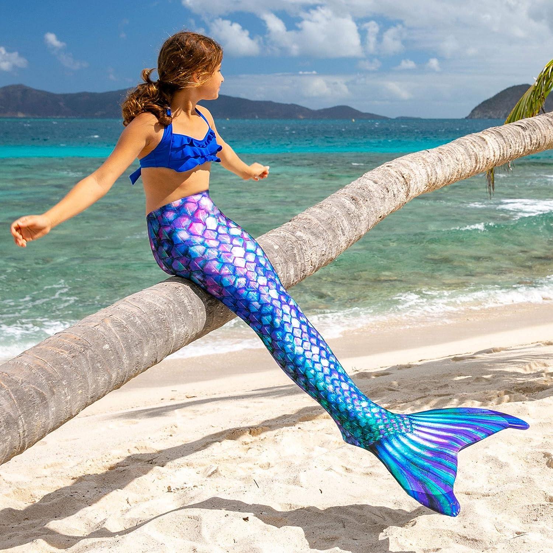 edici/ón Limitada ni/ños y Adultos Fun Fun Mermaid Tail para ni/ñas