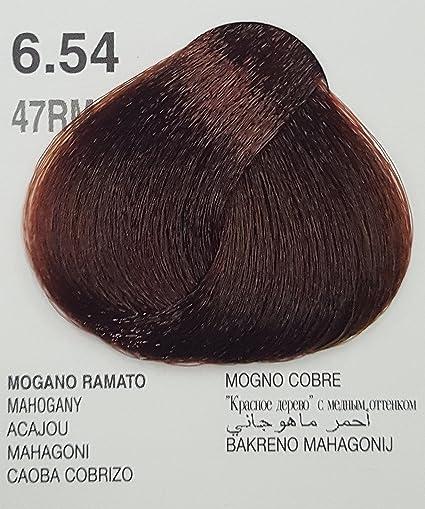 Dikson Drop Color Tintura Per Capelli 100ml 654 Mogano