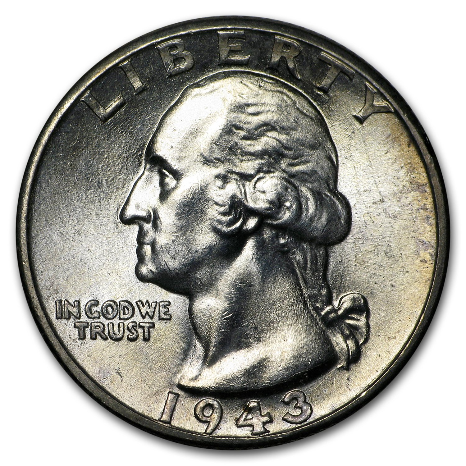 1980 P /& D George Washington Quarters Brilliant Uncirculated Combined Shipping