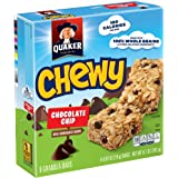 Quaker Chewy Chocolate Chip Granola Bars 8-0.84 oz. Bars