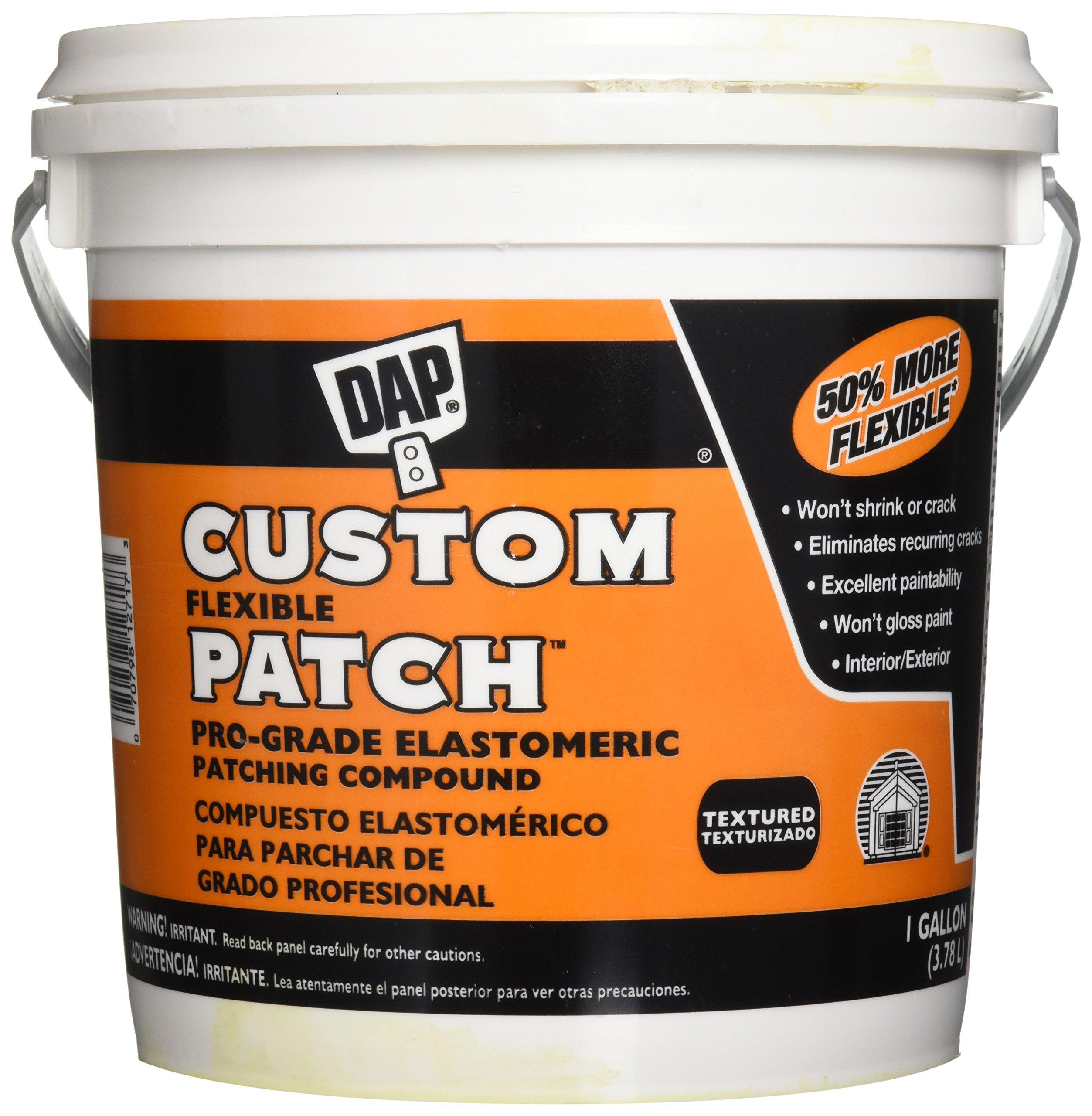 Dap 7079814717 Custom-Patch Textured Ga (1271 Raw Building Material Off-White