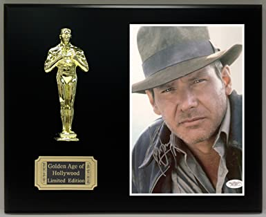 Harrison Ford Reproduction Autographed 8 x 10 Photo LTD Edition