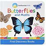 Butterflies and Moths (Smithsonian Kids First Discovery Books)
