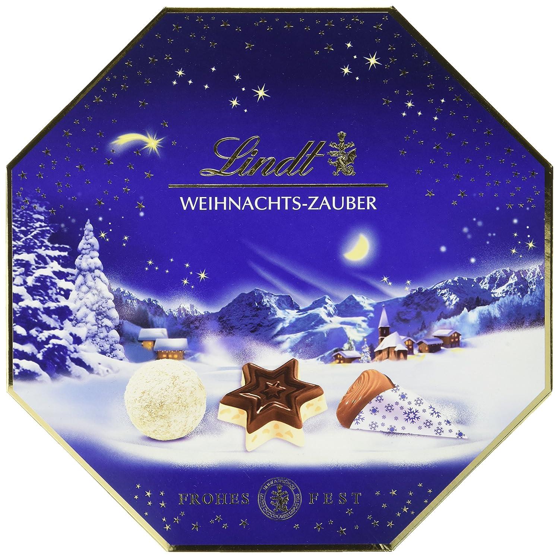 Lindt & Sprüngli Weihnachts-Zauber Pralinés, 1er Pack (1 x 200 g ...