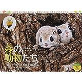 カレンダー2018 森の動物たち Tiny Story in the Forests 太田達也セレクション (ヤマケイカレンダー2018)
