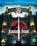 Jurassic Park [Blu-ray 3D + Blu-ray] [Region Free]