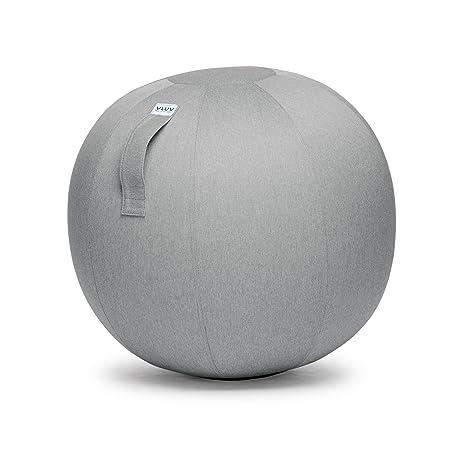 Asiento de plástico en forma de pelota, tela, plata, 70cm - 75cm ...