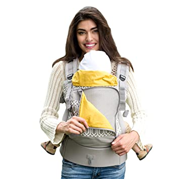 96df74d9a57 Amazon.com   LILLEbaby 4 in 1 ESSENTIALS All Seasons Baby Carrier-Park  Place   Baby