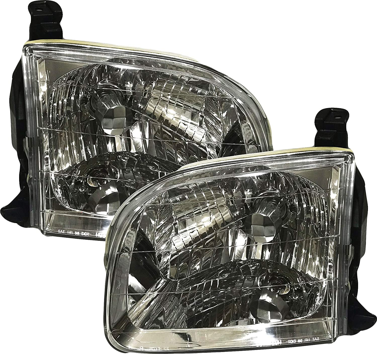 Headlamp Headlight for 2000-2004 TOYOTA SEQUOIA TUNDRA Left Driver Side LH