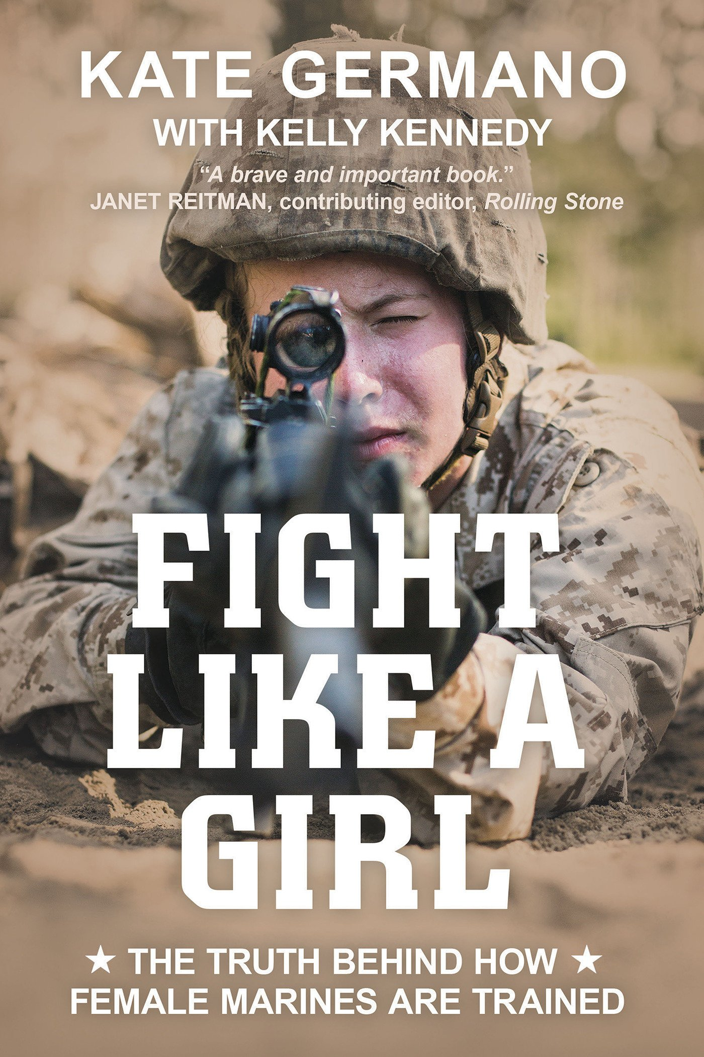 Fight Like a Girl: The Truth Behind How Female Marines Are