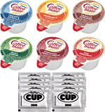 Coffee mate Liquid Creamer Singles Variety Pack, Original, French Vanilla, Hazelnut, Irish Crème, Cinnamon Vanilla Crème…