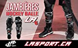 LA6 Ball hockey shin pads ,Guards