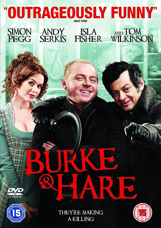 Burke and Hare [DVD] [2010]: Amazon.co.uk: Simon Pegg, Andy Serkis ...