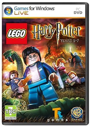 Lego Harry Potter Years 5 7 Nintendo Ds Amazoncouk Pc Video