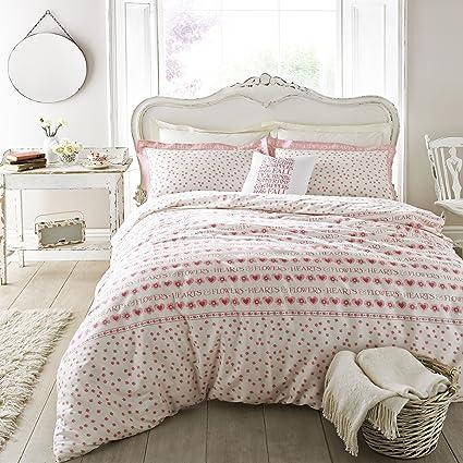Garden Flower Bedding by designer Emma Bridgewater plus 2 pillowcases double