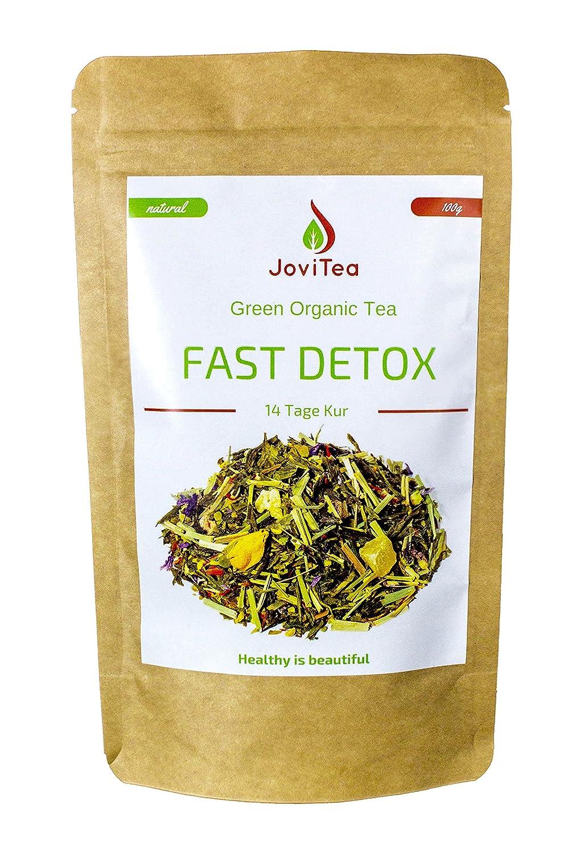JoviTea FAST DETOX Tee