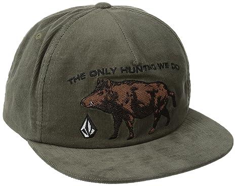 9eeeeb132e7 Amazon.com  Volcom Men s Hunter Snapback Hat