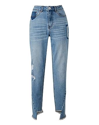 Womens Shape /& Sculpt Crop Jeans Simply Be