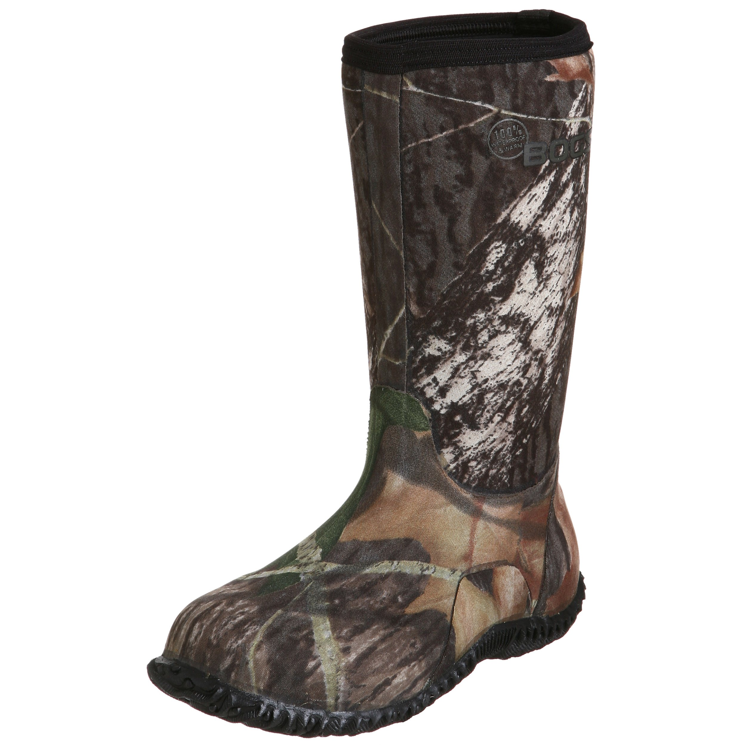 BOGS Kids Classic Insulated Boots - Mossy Oak - 5 Kid by Bogs