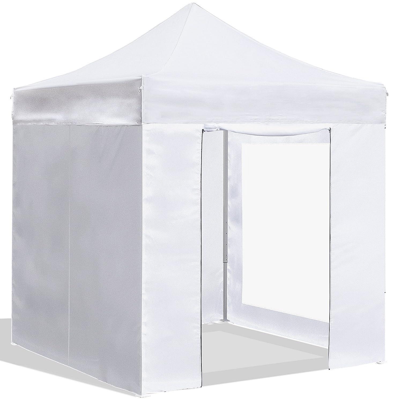 GREENCUT–Faltpavillon 148.6x22.6x27 cm weiß