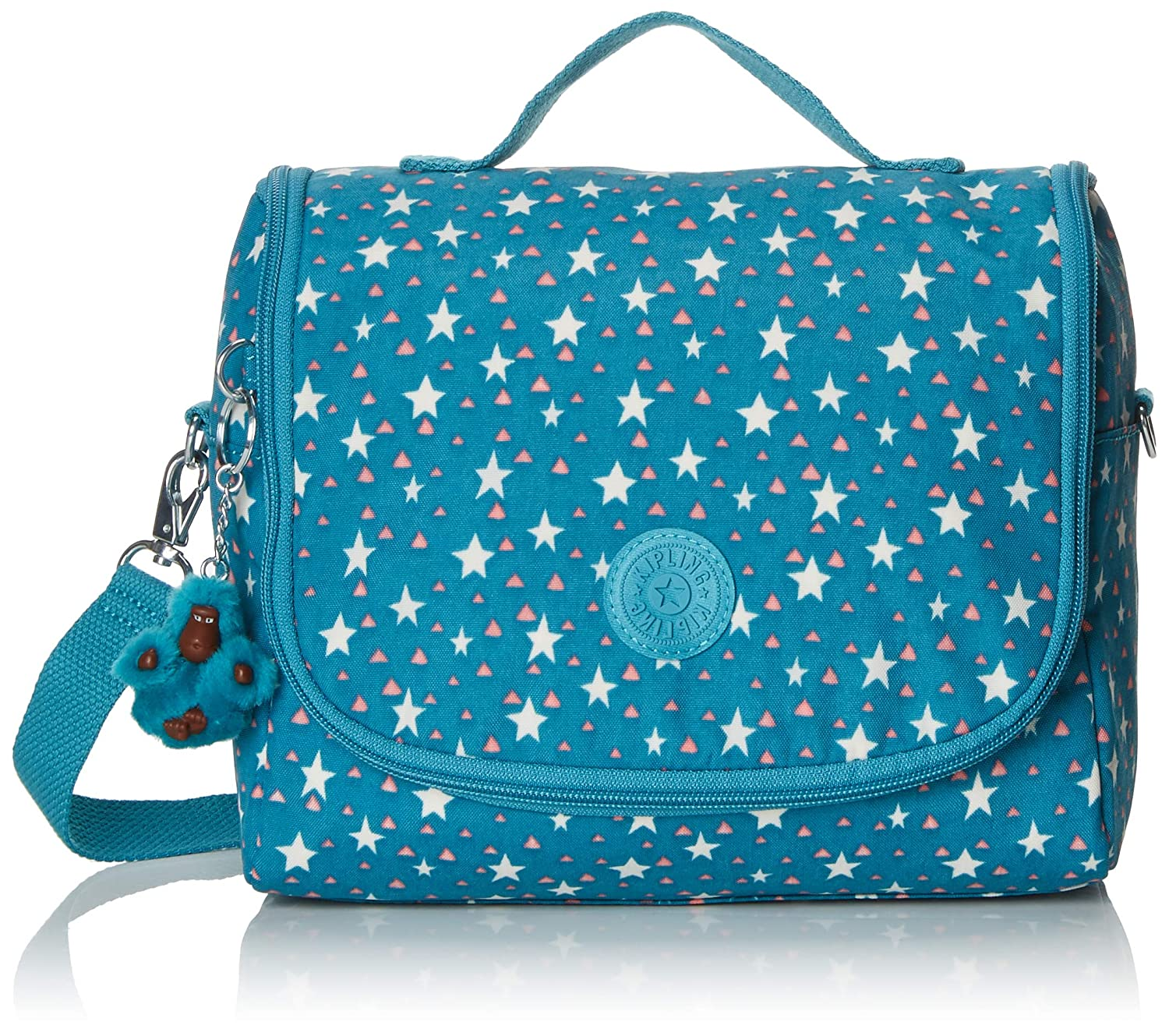 Amazon.com: Kipling Girls School Bag New Kichirou Cool Star ...