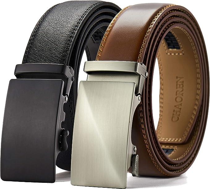 Dickies mens Perfect Fit Adjustable Click to Fit Ratchet Belt Belt