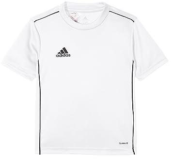 Adidas Niños core18 Jersey Camiseta de Entrenamiento: Amazon.es: Deportes y aire libre