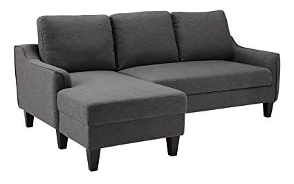 amazon com ashley furniture signature design jarreau contemporary rh amazon com chaise sleeper sofa small chaise sofa sleeper for sale