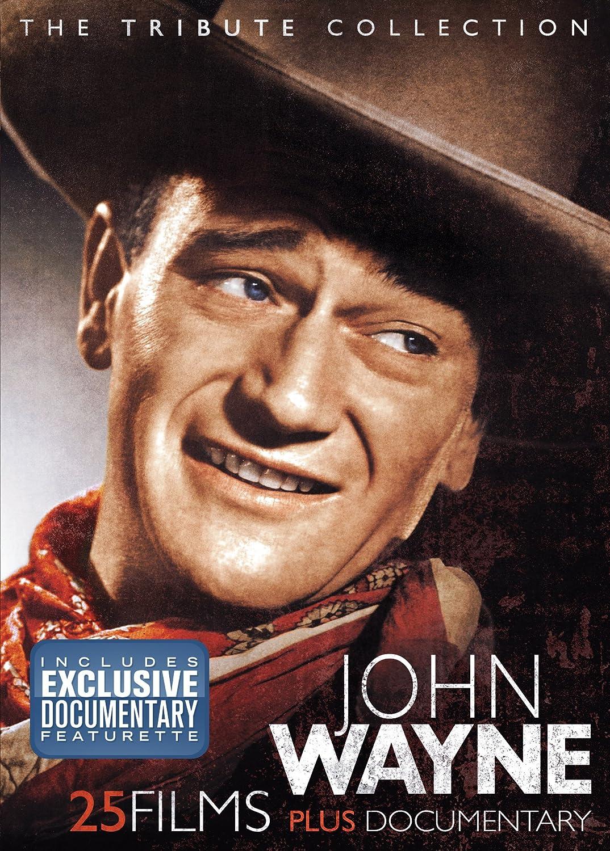 Amazon.com: John Wayne - The Tribute Collection: John Wayne, George ...