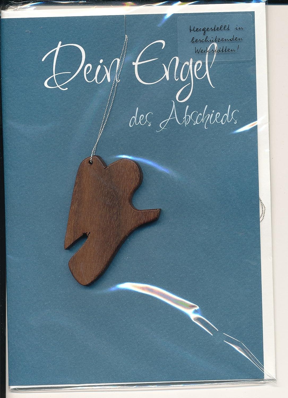 """Beeindruckend Schutzengel Sprüche Ideen Von Besondere Grußkarte Zum Abschied """" Dein Engel"""