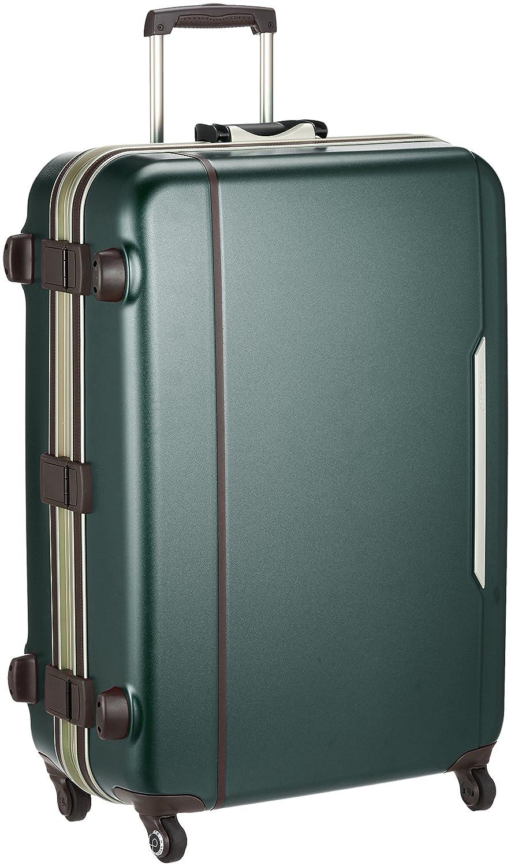 [プロテカ] スーツケース 日本製 レクトクラシックII 93L 73cm 5.6kg 00753 B0776KY4NN ミッドナイトグリーン ミッドナイトグリーン