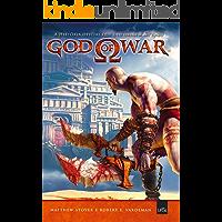 God of war: A história oficial que deu origem ao jogo