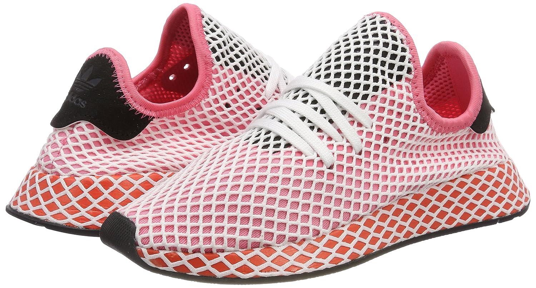 Adidas Deerupt Runner Womens Sneakers Pink