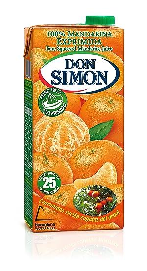 Zumo Don Simon - Zumo de mandarina - 1 l