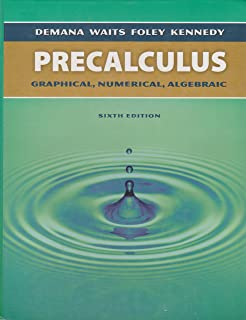Student solutions manual for precalculus graphical numerical precalculus graphical numerical algebraic fandeluxe Image collections