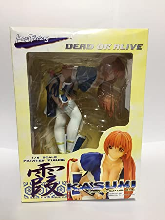 Dead or Alive: Kasumi PVC Statue [Toy] (japan import ...