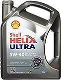 Shell Helix Ultra 5W-40 A3/B4 Motorenöl, 5L