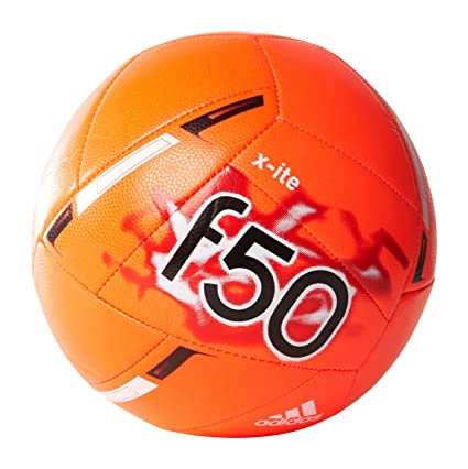614378c6d9f4 Amazon.com : adidas Performance F 50 X-ITE Soccer Ball : Sports ...
