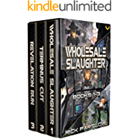 Wholesale Slaughter: Books 1-3 (A Military Sci-Fi Box Set)