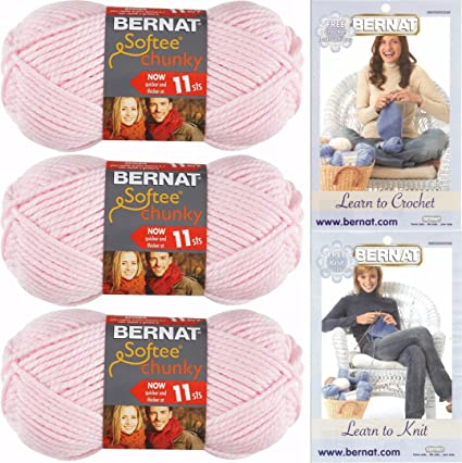 Bernat SOFTEE BABY super soft~PICK your color-11 choices-Buy 2~save on shipping