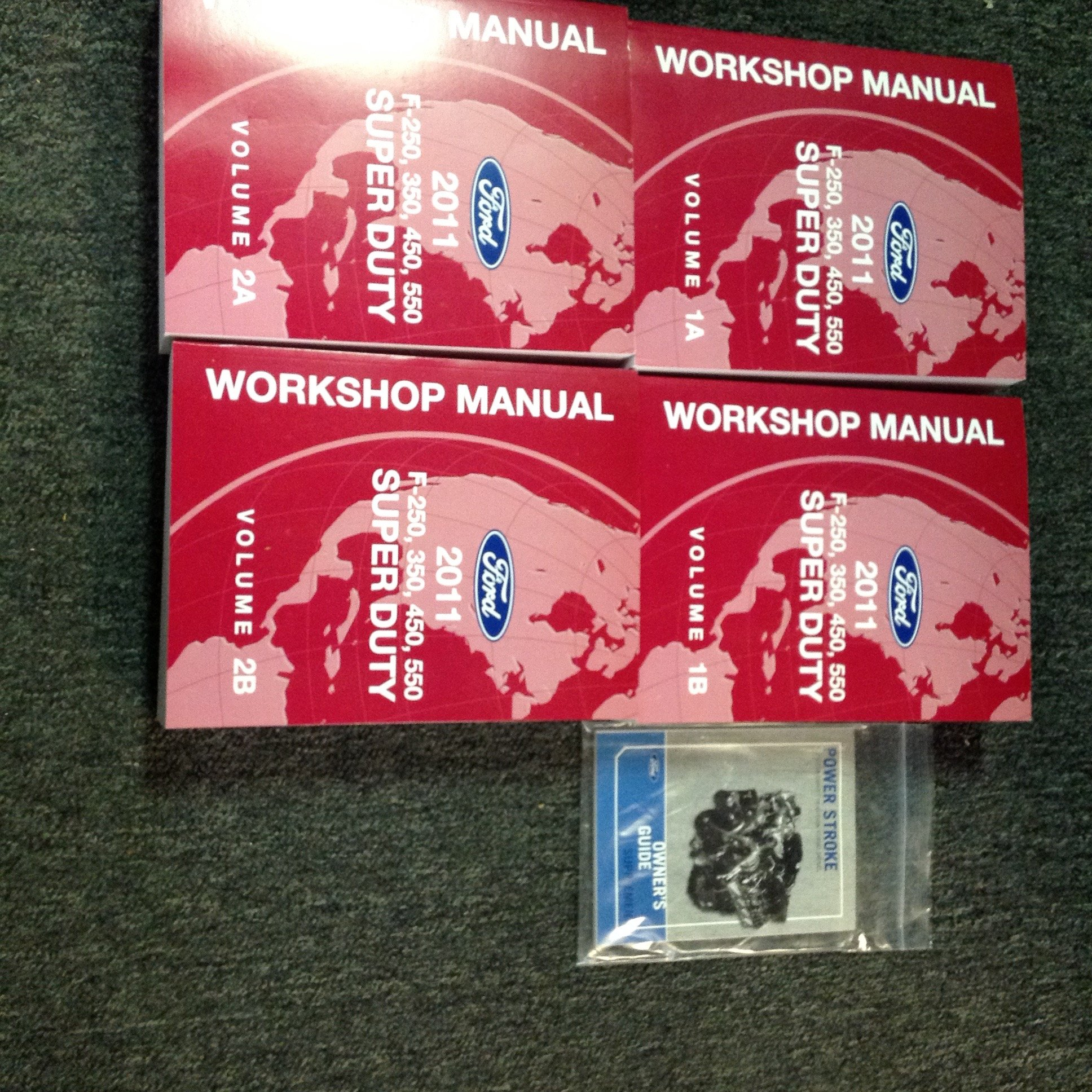 2011 ford f 350 super duty truck workshop repair service manual in pdf