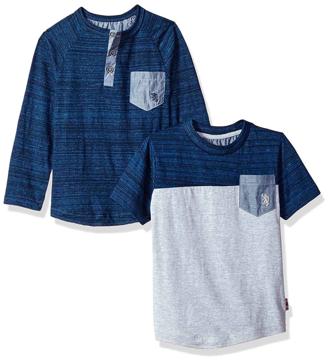 More Styles Available English Laundry Boys 2 Pack T-Shirt