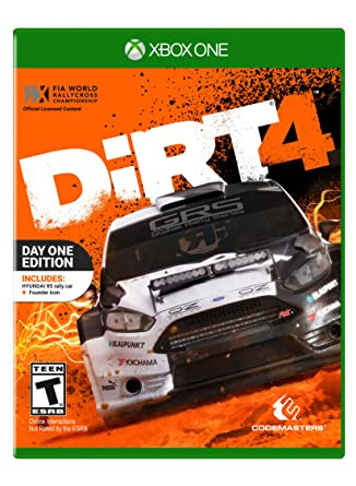 Amazon Com Dirt 4 Day One Edition Xbox One Codemasters Video Games They require you to smash through certain lego objects across the map. dirt 4 day one edition xbox one
