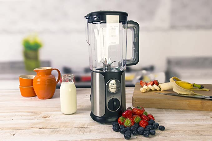 Wahl James Martin ZX879 Easy Store Table Blender, 600 W, 1.5 Litre ...