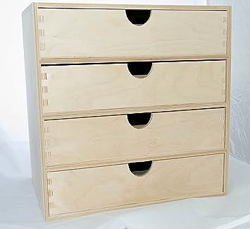 Remarkable 1 X Plain Wooden Cupboard Chest Shelf With Drawers Storage Download Free Architecture Designs Rallybritishbridgeorg
