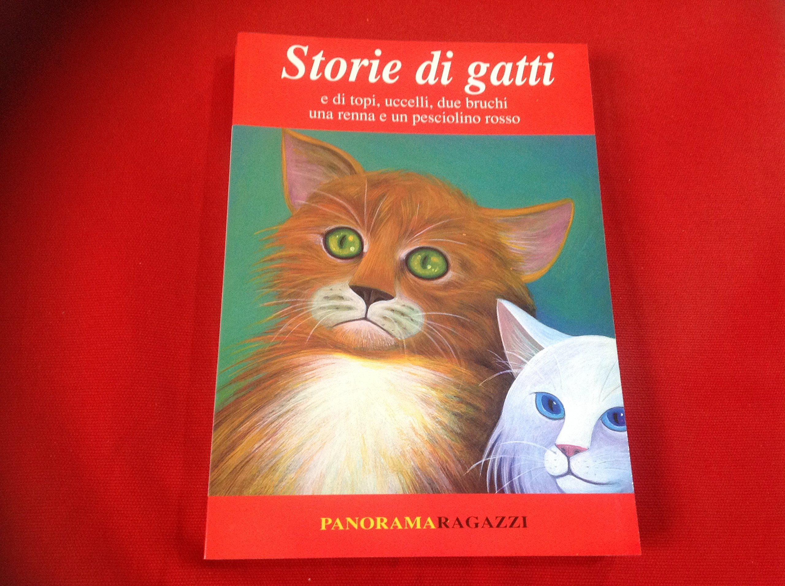 Amazonit Storie Di Gatti E Di Topi Uccelli Due Bruchi Una