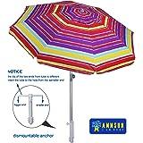 aee5a23b6283 Buy Black Stallion UB150 FR Industrial Umbrella And Tripod Stand ...