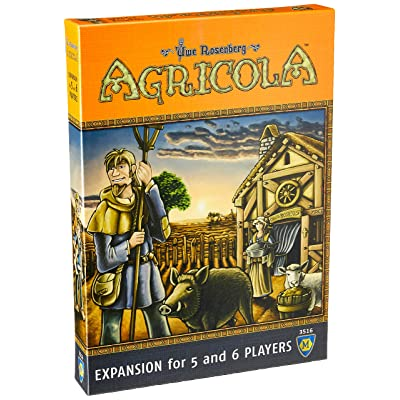 Agricola: 5-6 Player Extension: Toys & Games