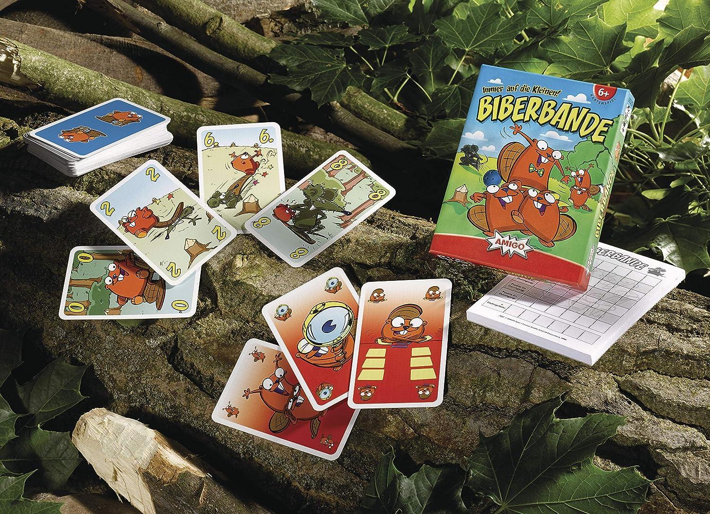Amigo Spiel + Freizeit - Juego de cartas, de 2 a 6 jugadores [importado de Alemania]: Stambler, Monty, Stambler, Ann: Amazon.es: Juguetes y juegos